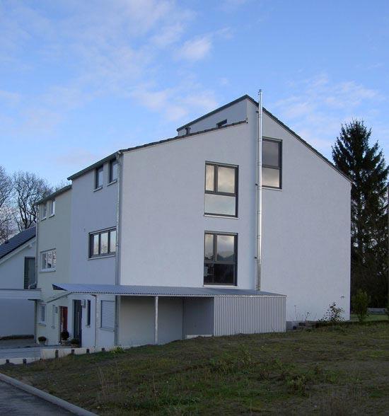 Doppelhaus S. in Leingarten