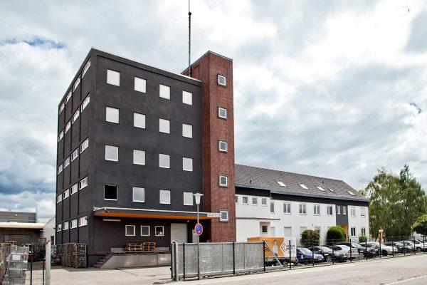 Büro N. in Heidelberg-Eppelheim