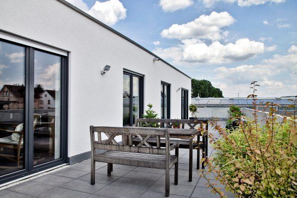 Haus B. in Horkheim - Architekturbüro Mörlein