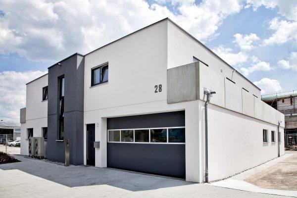 Haus B. in Horkheim