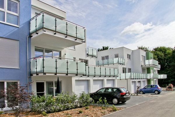 Mehrfamilienhaus M. 1+2 in Sulzfeld