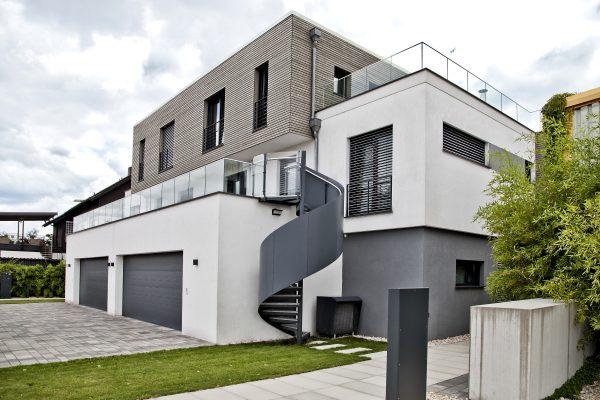 Haus N. in Heidelberg-Eppelheim