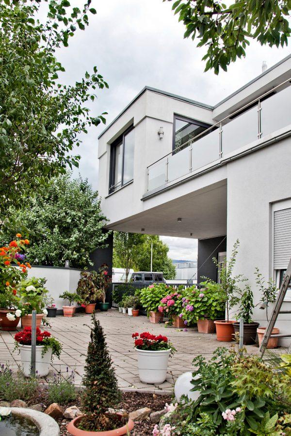 Haus B. in Eppelheim - Architekturbüro Mörlein