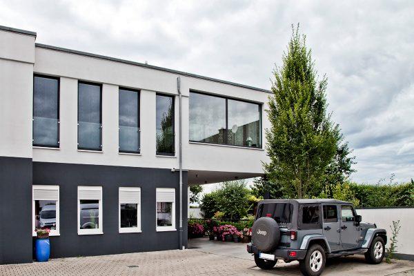 Haus P. in Heidelberg-Eppelheim