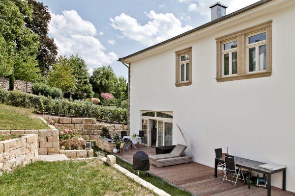 Haus K. in Heilbronn - Architekturbüro Mörlein