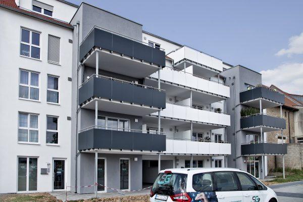Mehrfamilienhaus M. FBS in Eppingen