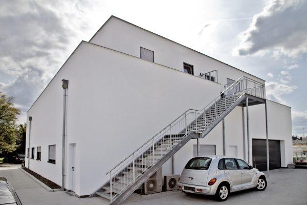Wohnhaus E. in Horkheim - Architekturbüro Mörlein
