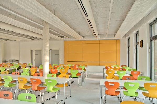 Mensa in HN-Leingarten - Architekturbüro Mörlein