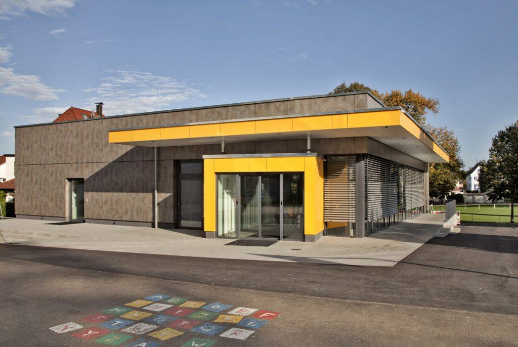 Mensa Hans-Sauter-Schule in Heilbronn-Leingarten